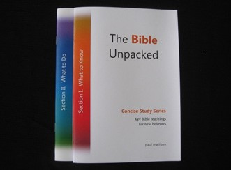 Concise Bible study series