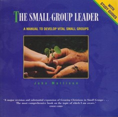 "Link to download page for ""The SmallGroup Leader&quot"