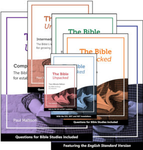 Free Topical Bible Studies - For Different Levels of Understanding